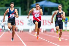 Leichtathletik Schweizer Meisterschaft Aktive in Langenthal, 26 Juni 2021