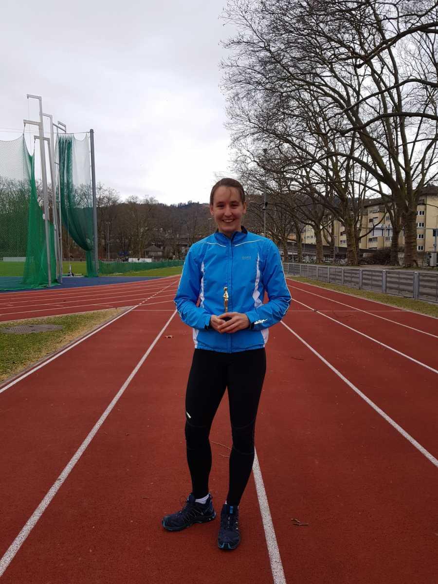 Annina Fahr Athletin des Jahres